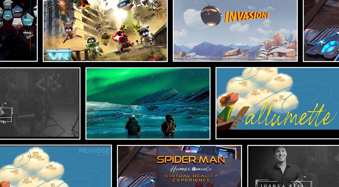 16 kostenlose PlayStation VR-Spiele, -Erlebnisse und -Demos, die ihr jetzt sofort spielen könnt
