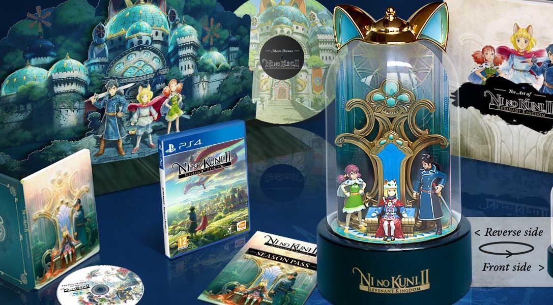 Collector's Editions von Ni No Kuni II: Schicksal eines Königreichs enthüllt