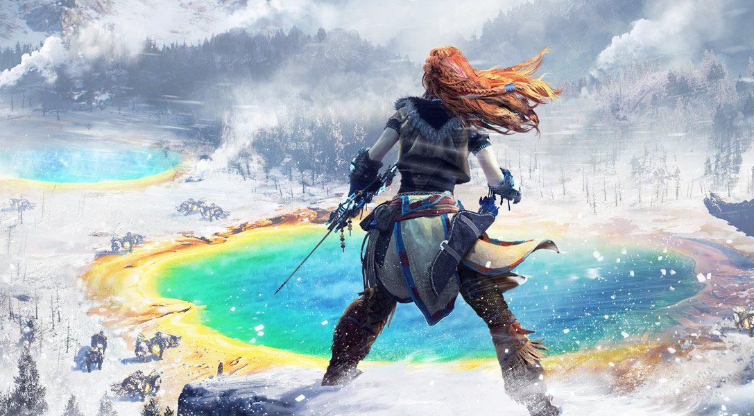 Horizon Zero Dawn: The Frozen Wilds erhält ein Veröffentlichungsdatum