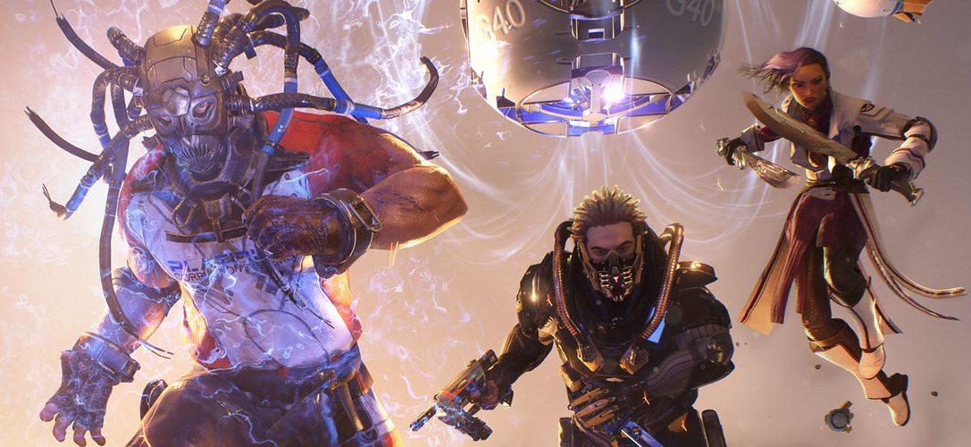 Verbessert für PS4 Pro: Hellblade: Senua's Sacrifice, LawBreakers, Dreadnought und mehr …