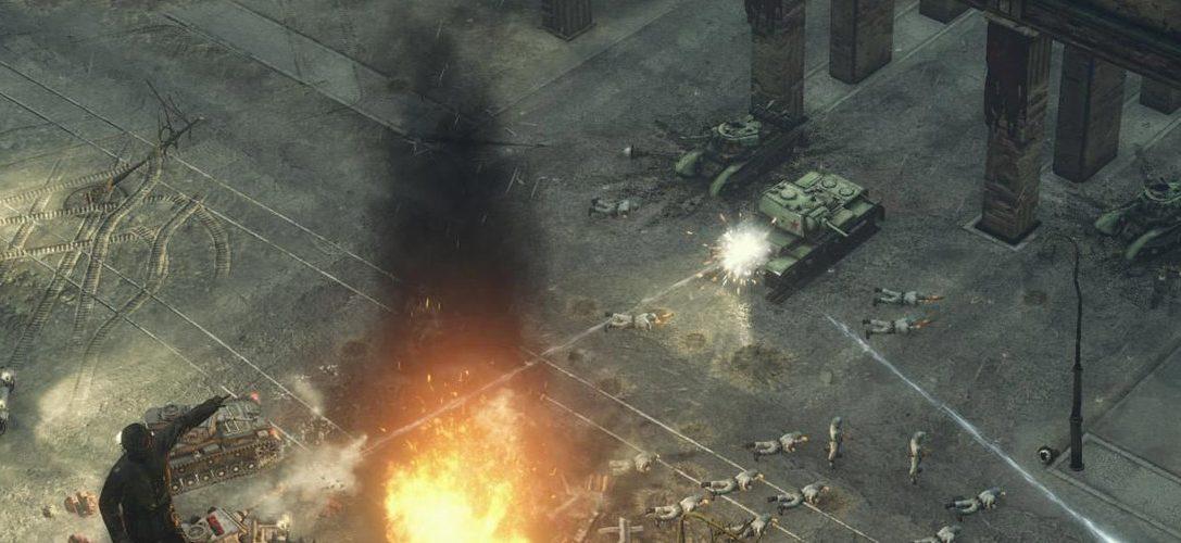 Die Geschichte hinter den authentischen Schauplätzen und Waffen des Zweiten Weltkriegs in PS4 RTS Sudden Strike