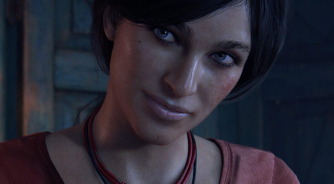 Werft einen Blick hinter die Kulissen von Uncharted: The Lost Legacy
