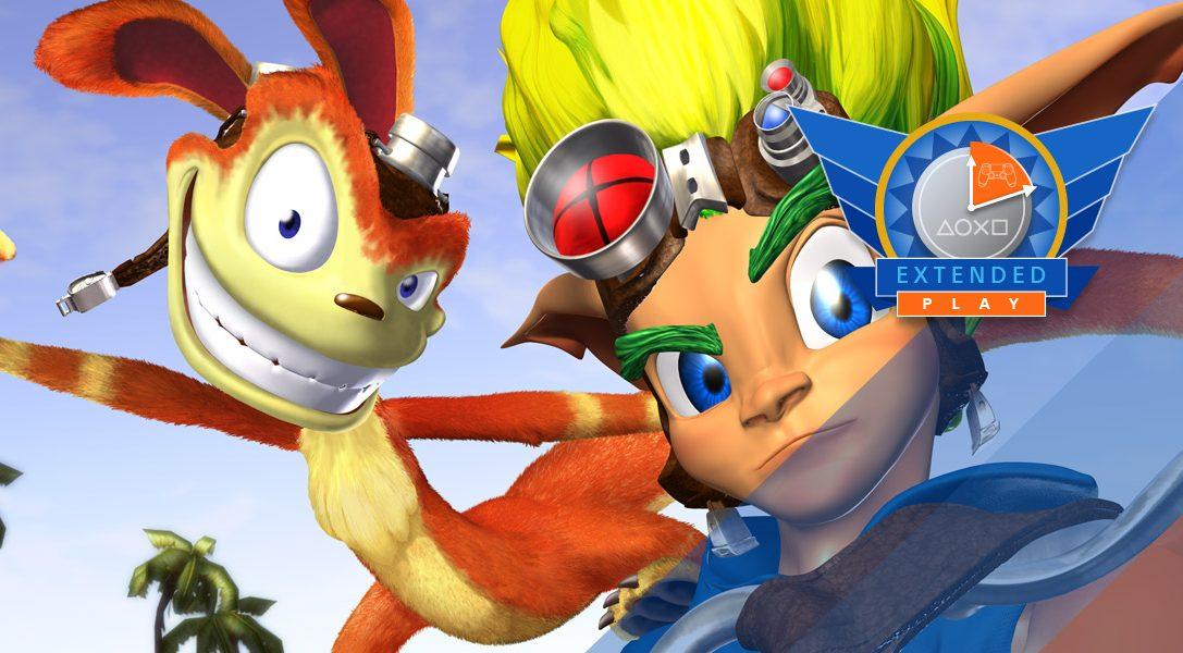 Bonusrunde: Wie Naughty Dog von Crash zu Jak & Daxter kam
