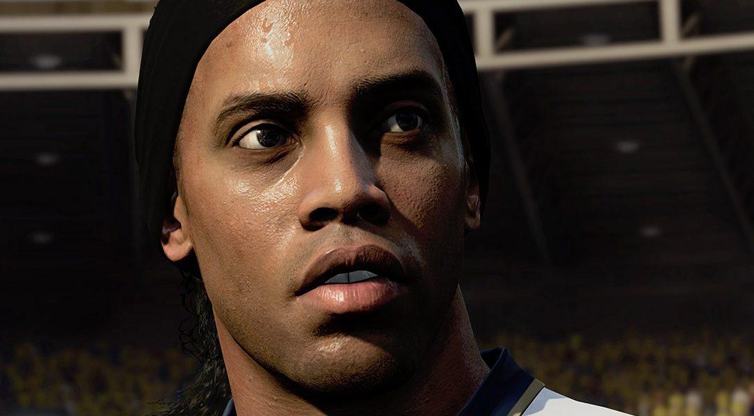 Die größten Legenden des Fußballs kommen für FIFA 18 Ultimate Team auf PS4
