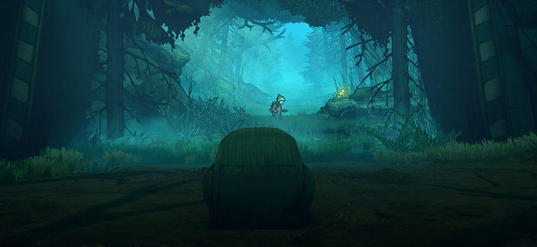 Der theaterreife 2D-Plattformer The Lost Bear erscheint diesen Monat für PS VR