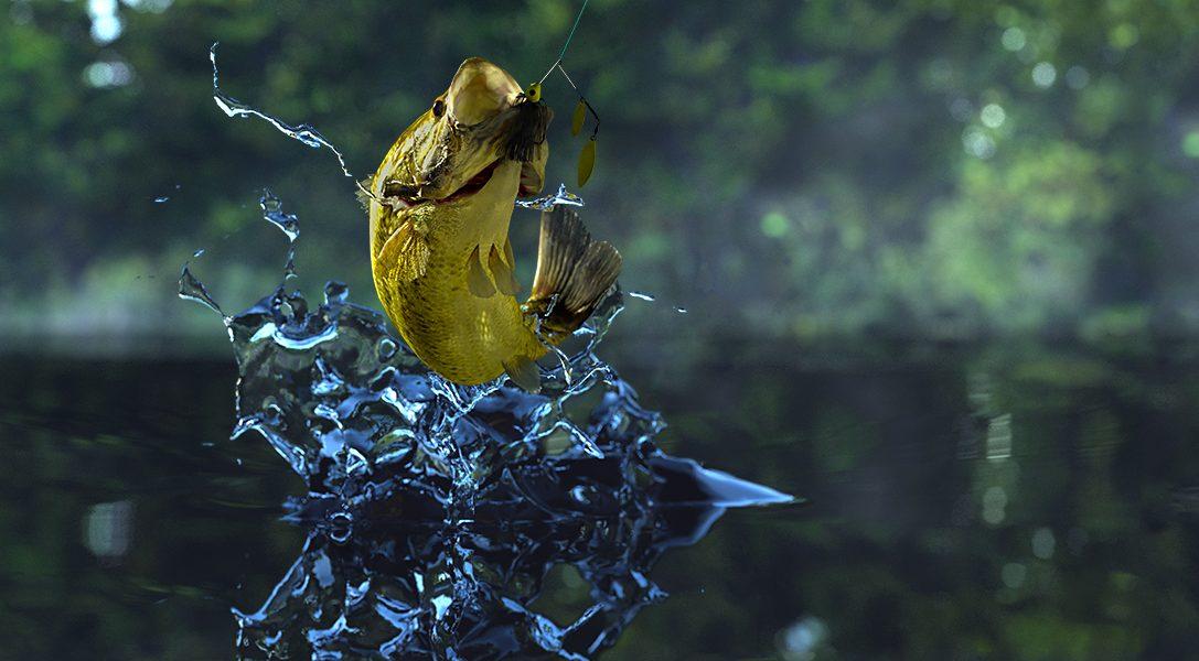 Zieht euch am 29. August den Free-to-Play-Angelsimulator Fishing Planet für PS4 an Land