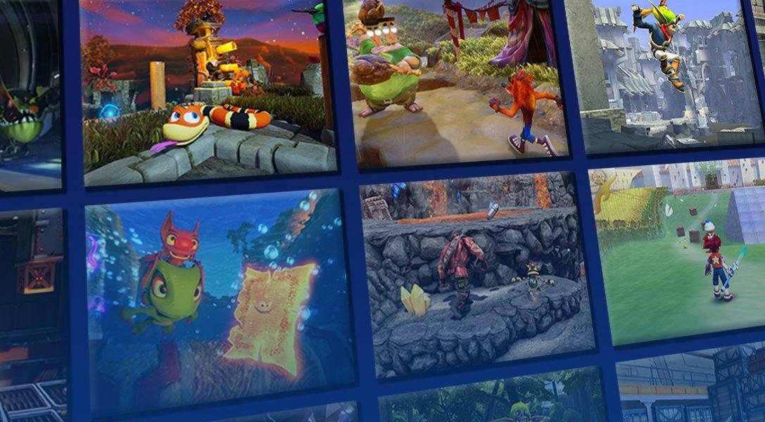 Welches dieser 16 klassischen 3D-Plattformer-Spiele für PlayStation war euer Favorit?