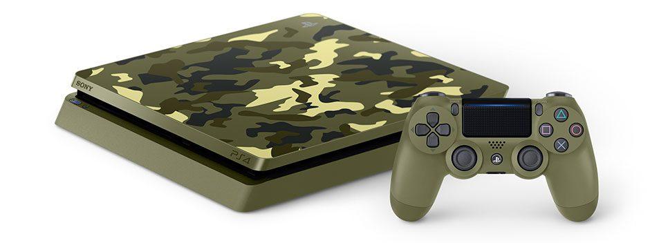 Wir präsentieren: das PS4-Bundle zu Call of Duty: WWII in limitierter Auflage