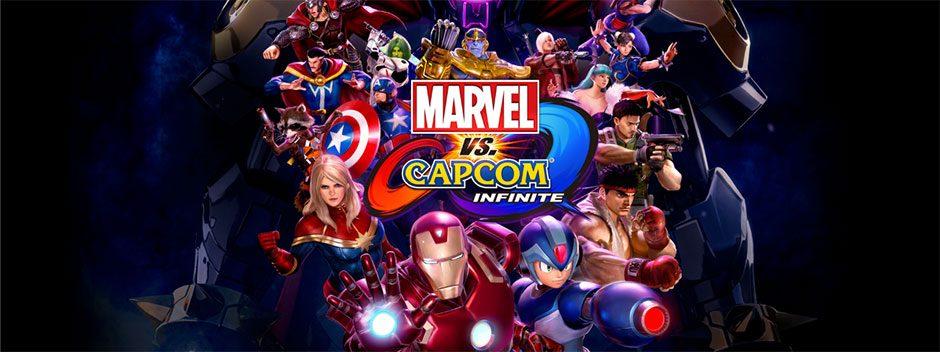 Seht im Launch-Trailer von Marvel vs. Capcom: Infinite zu, wie eure Lieblingscharaktere aufeinandertreffen