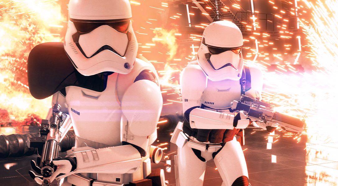 Wir stellen vor: Der  Arcade Modus in der Star Wars Battlefront II-Beta