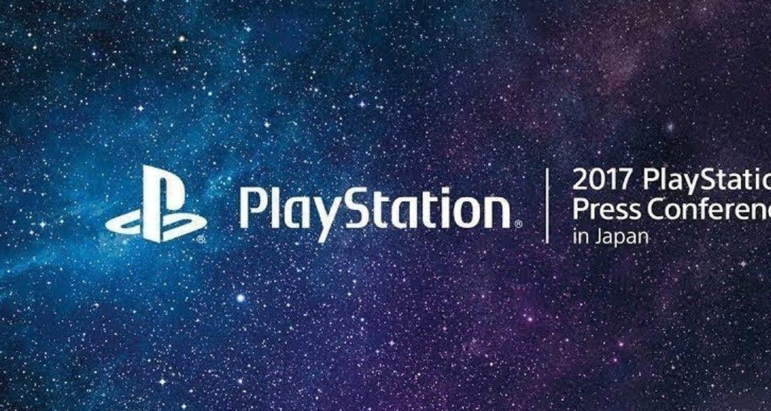 Die Hightlights der Tokyo Game Show 2017