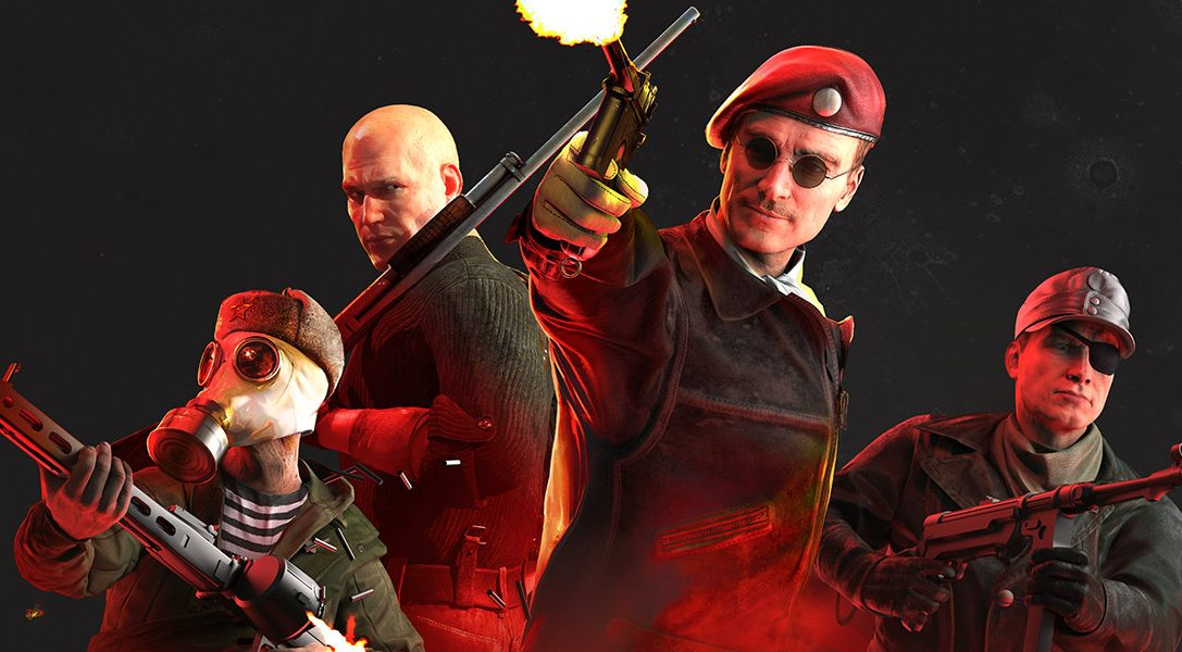 Der 4-Spieler-Koop-Shooter Raid: World War II für PS4 ist ein Mix aus Payday und Stoßtrupp Gold