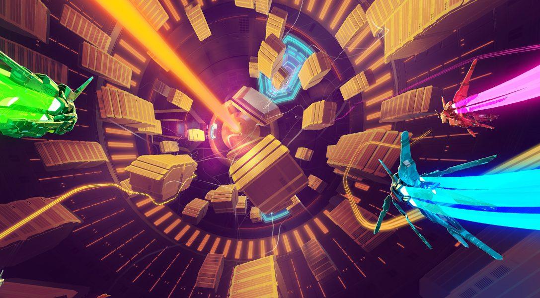 Die Entstehung der frei befahrbaren Strecken im Sci-Fi-Rennspiel Lightfield auf PS4, das am 26. September veröffentlicht wird