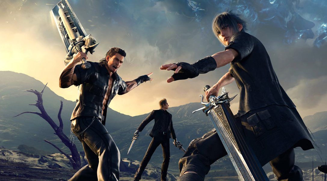 Die neuen Angebote im PlayStation Store starten heute mit Final Fantasy XII & XV, Nier: Automata, Injustice 2 & mehr