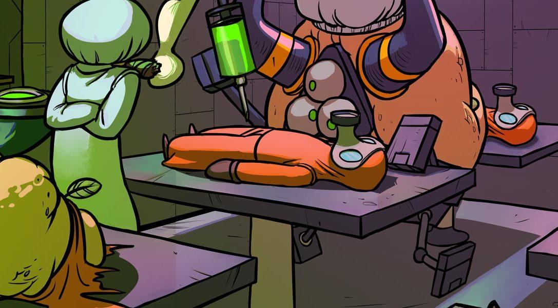 Splasher, das neueste 2D-Werk des Designers von Rayman Origins, erscheint nächste Woche für PS4