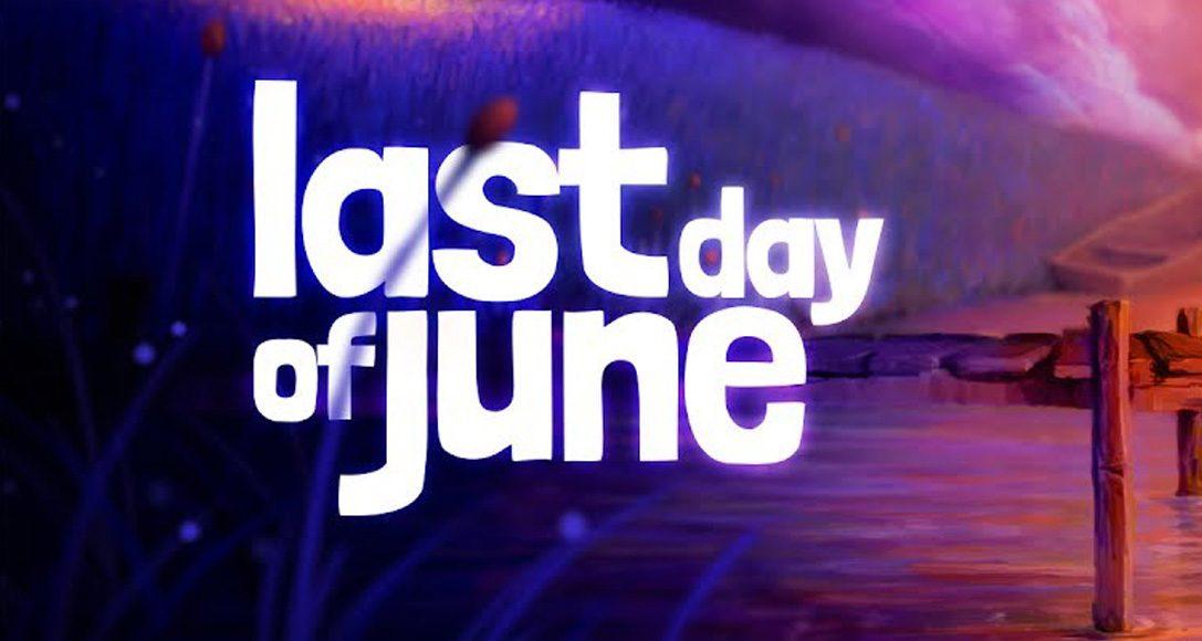 Das atmosphärische PS4-Rätsel-Adventure Last Day Of June vom Entwickler von Murasaki Baby + Gewinnspiel