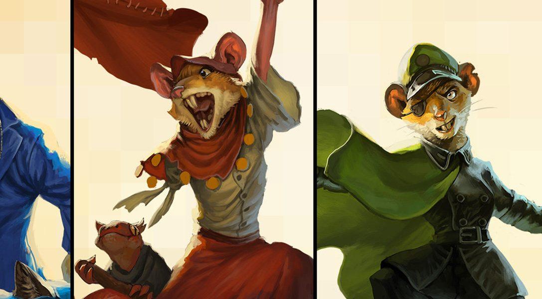 Wie man in Tooth and Tail besser wird, das heute für PS4 erscheint