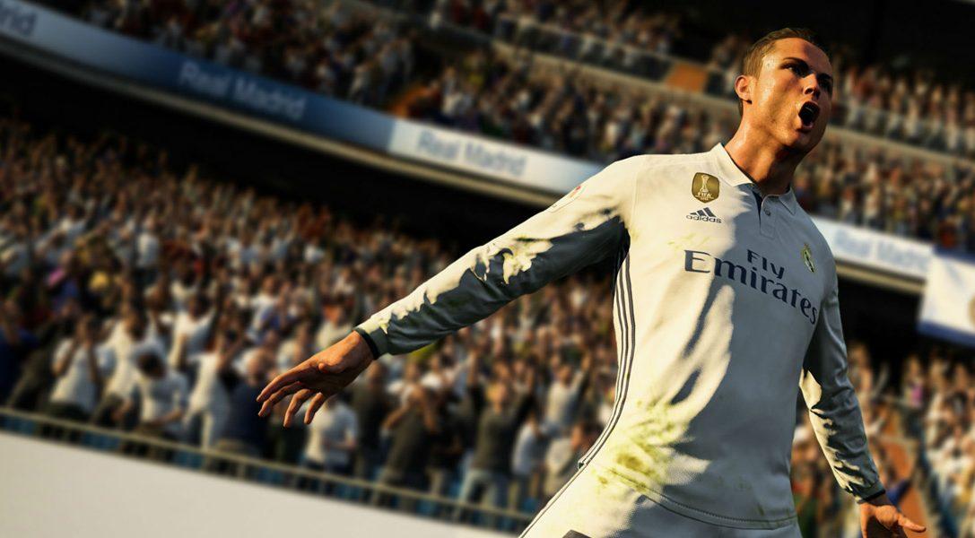 FIFA 18 Demo erscheint am 12. September für PS4