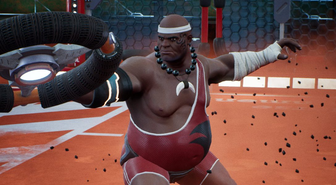 Disc Jam-Update schickt neuen Charakter und frische Gameplay-Tweaks aufs Spielfeld