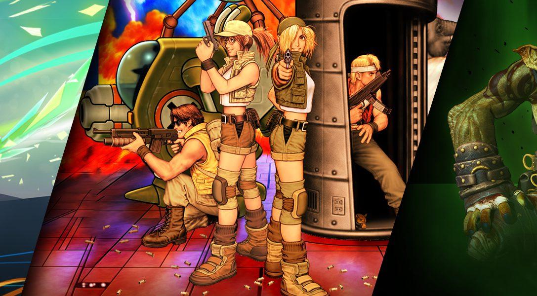 Weitere 19 PS4-Spiele ab sofort auf PlayStation Now verfügbar