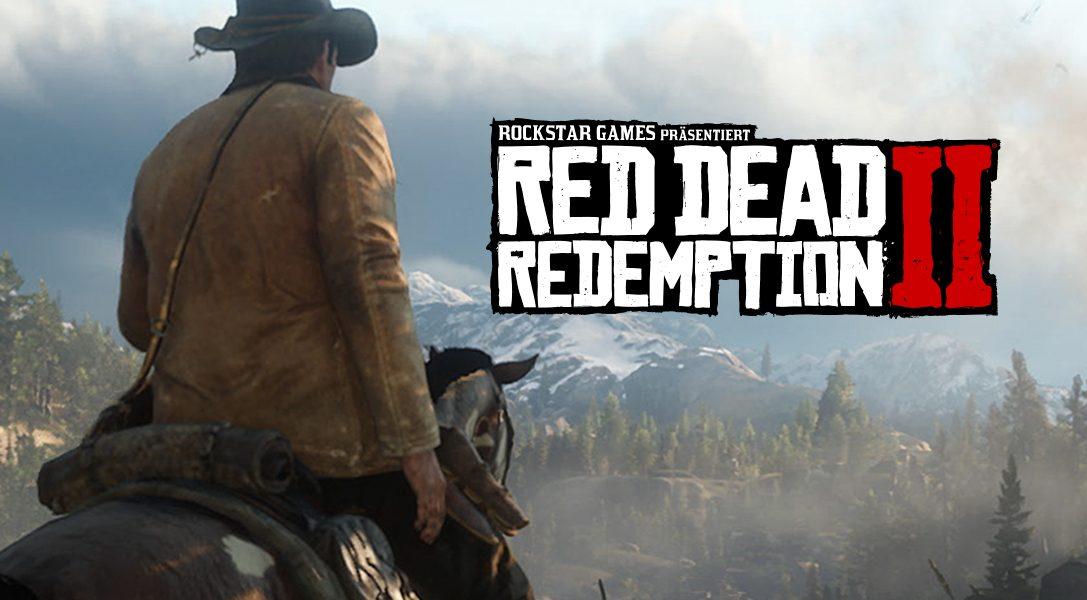 Seht euch Rockstars neuen Trailer zu Red Dead Redemption 2 an