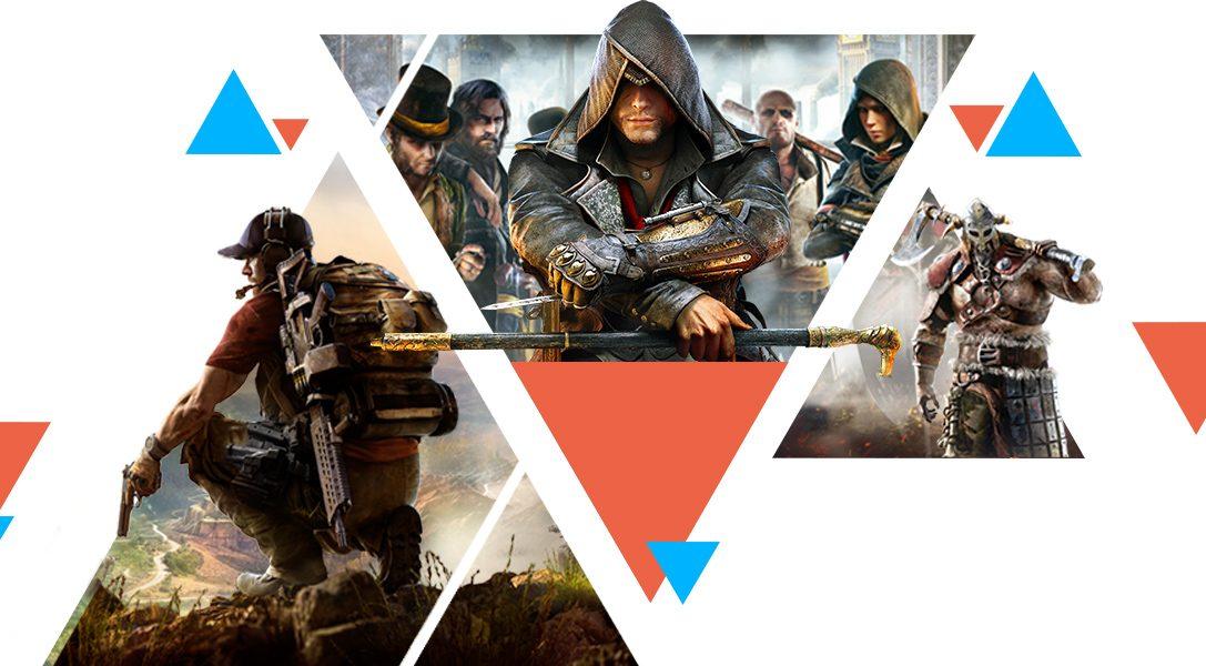 Spiele unter €5-Aktion startet im PlayStation Store &  Ubisoft-Titel im Angebot