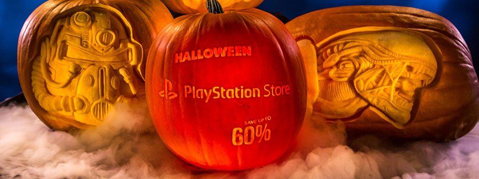 8 schreckliche Horror-Spiele für PlayStation zu Halloween, die sich in unserem saisonalen Abverkauf befinden