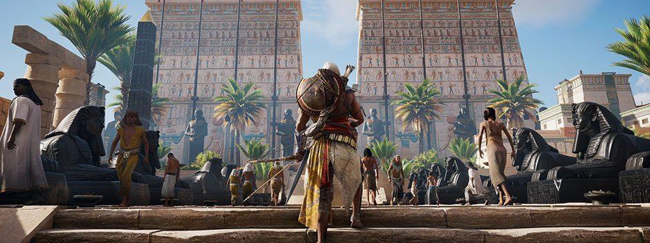 Assassin's Creed Origins: Aus der Vergangenheit für die Zukunft lernen