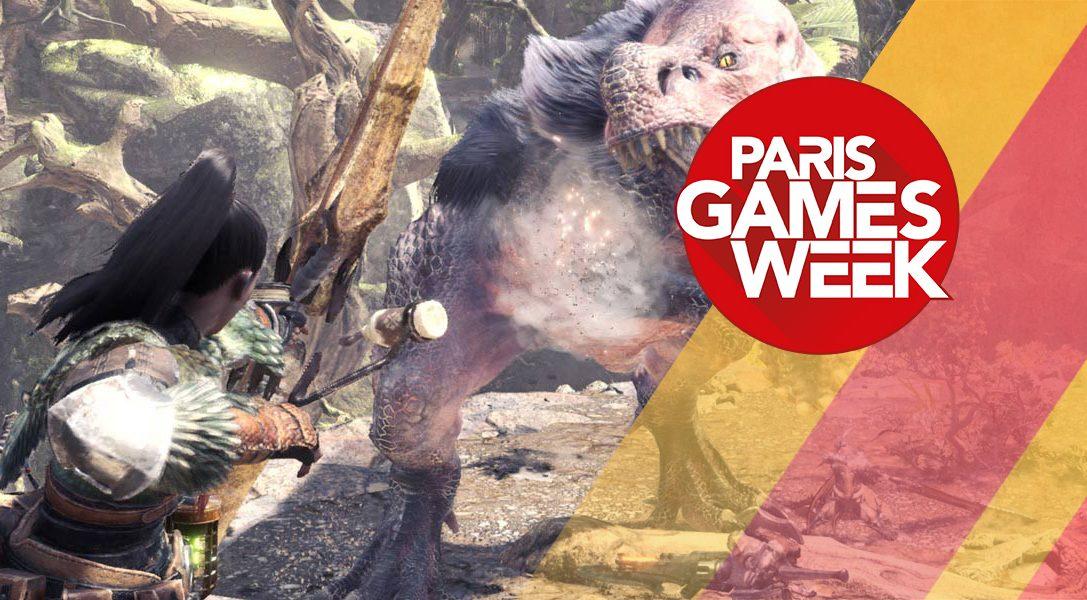PlayStation Plus-Beta und spezielle Kooperation mit Horizon Zero Dawn für Monster Hunter: World auf PS4