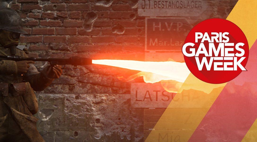 Neue Version der klassische Multiplayer-Karte Carentan erscheint für Call of Duty®: WWII