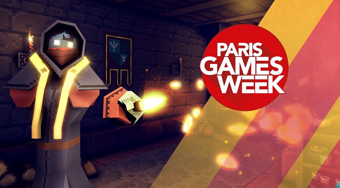 Smash Hit Plunder für PS VR: Plündert ein Geisterschloss, mit oder gegen eure Freunde