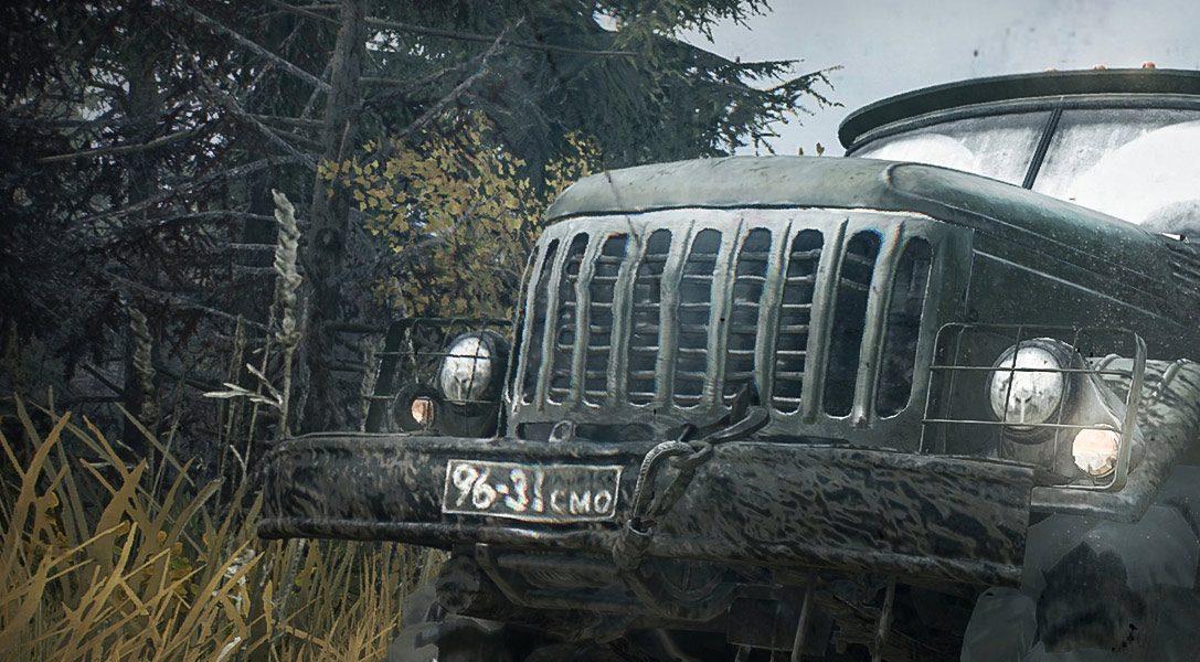 Von Bodenfestigkeit bis hin zu Kraftstoffeinsparung: Acht Tipps für die PS4-Offroad-Simulation Spintires: MudRunner – nächste Woche erhältlich