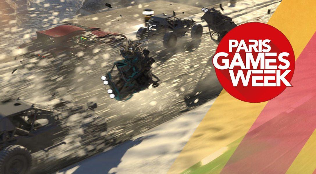 Alles was ihr über ONRUSH wissen müsst – der neue Arcade-Racer von Codemasters