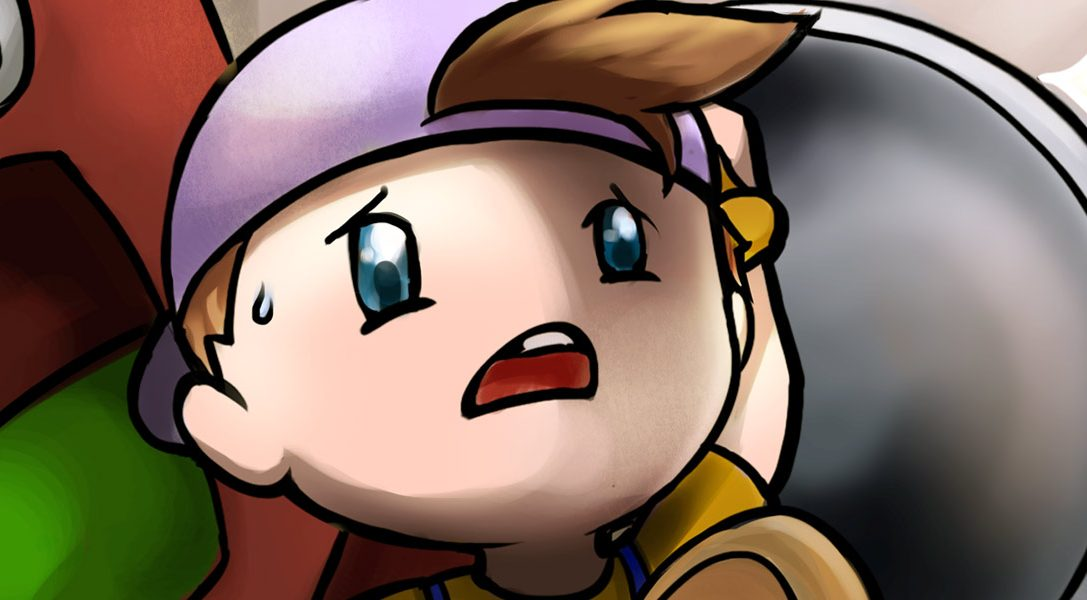 Von Earthbound inspiriertes Action-Adventure Reverie für PS4 angekündigt