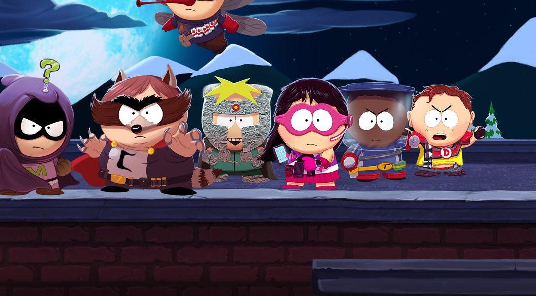 South Park: Die rektakuläre Zerreißprobe – Furzend die Welt retten