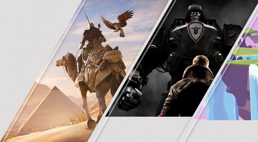 5 große Neuerscheinungen im PlayStation Store, die ihr euch diese Woche nicht entgehen lassen solltet