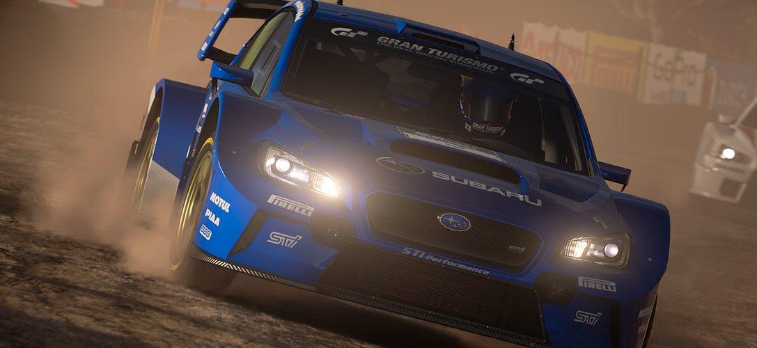 Wir stellen vor: Das Gran Turismo Sport PS VR-Bundle