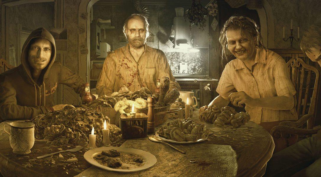 Die PlayStation Store Halloween-Angebote starten heute: Resident Evil 7, Outlast 2, Fallout 4 & mehr