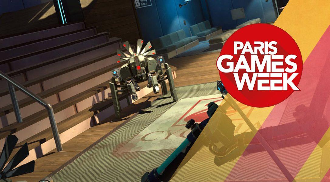 Taucht in das immersive Action Adventure Apex Construct von Fast Travel Games für PS VR ein