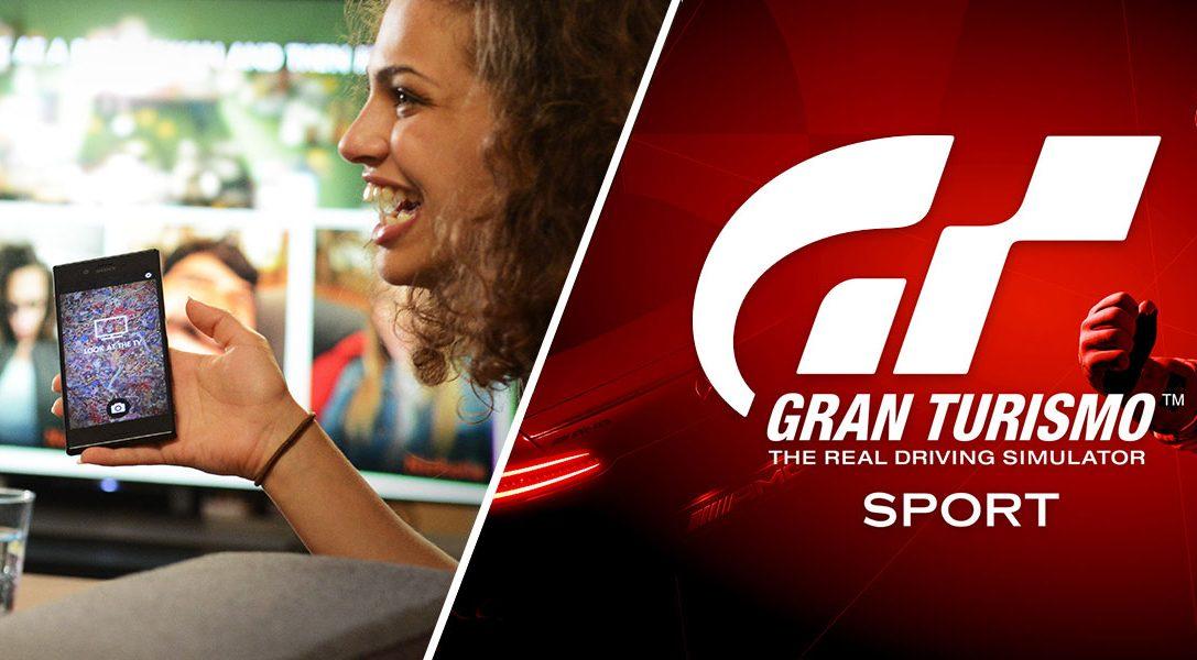 Mit Alexander Wurz im PlayStation Brand Space um die Wette fahren