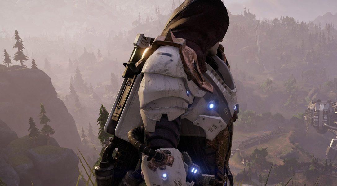 So entwickelten die Schöpfer von Risen die offene Science-Fantasy-Welt in Elex – ab morgen für PS4 erhältlich