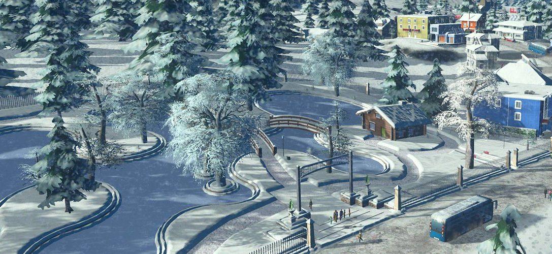 Packt euch warm ein! Cities: Skylines – Snowfall und vieles mehr für PS4