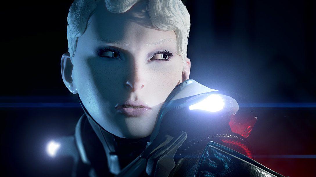 Kämpfe im Sci-Fi-Abenteuer Echo auf der PS4 gegen eine KI, die sich an deine Strategien anpasst