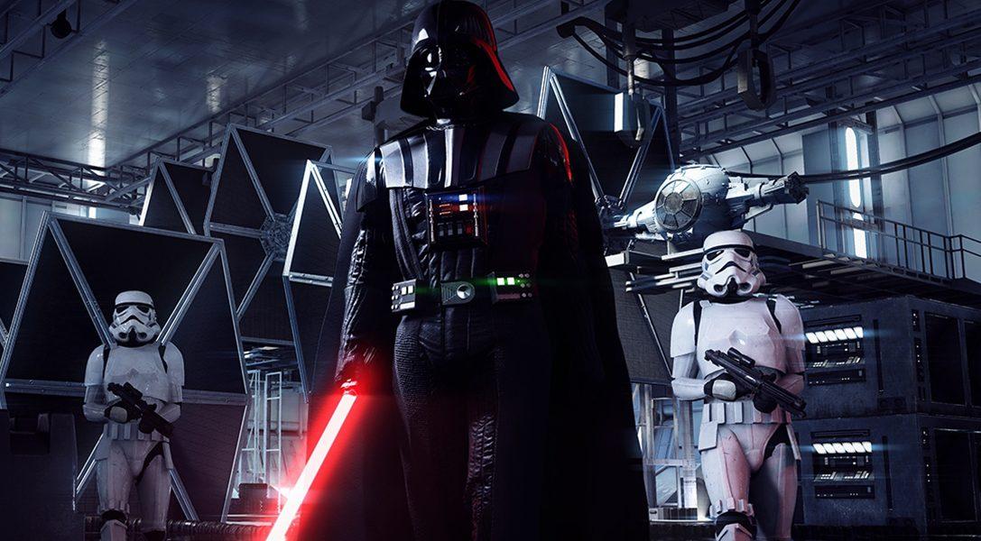 Darth Vader nimmt in Star Wars Battlefront II an den Kämpfen teil
