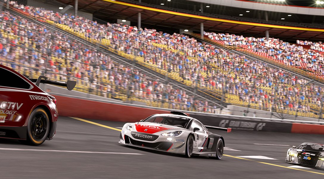 Zeitlich begrenzte Demoversion von Gran Turismo Sport ab 09. Oktober verfügbar