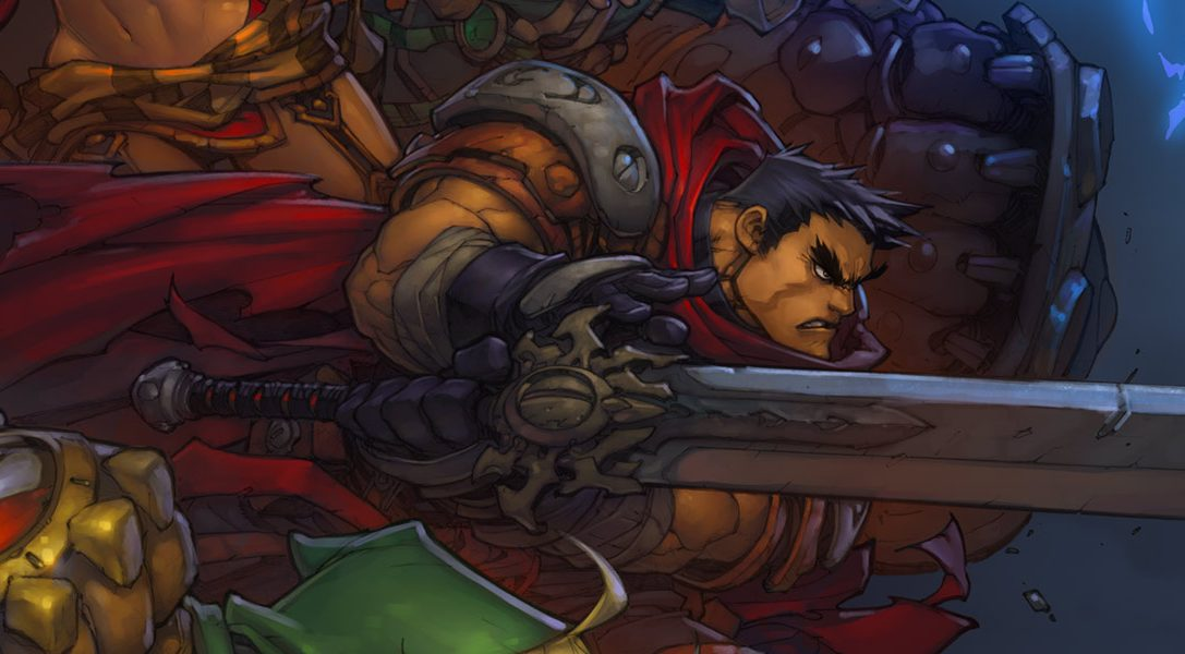 Wie Battle Chasers die Konventionen von Comicbüchern niederriss und ein neues Leben auf PlayStation 4 fand