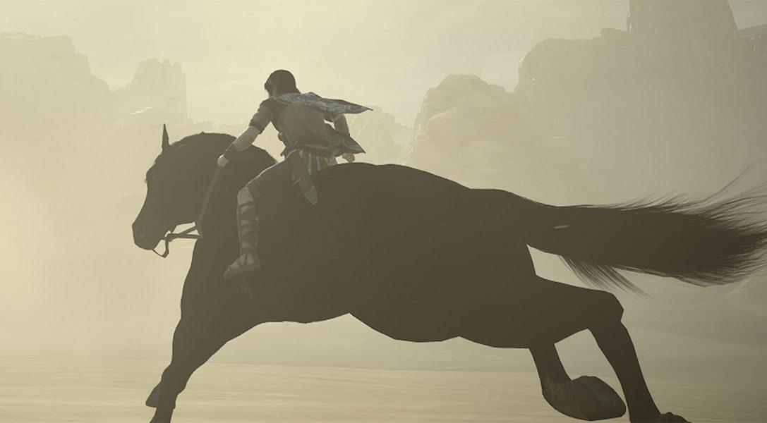 Seht euch die Anfangssequenz von Shadow of the Colossus für PS4 an – Erscheint am 7. Februar