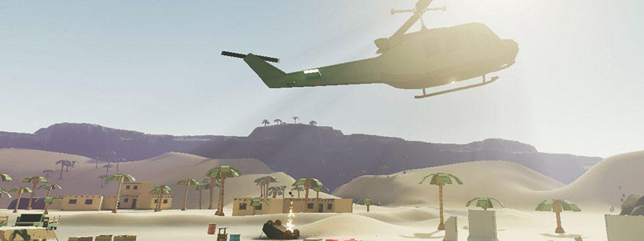 Out of Ammo kombiniert Strategie- und Ego-Shooter-Gameplay auf PS VR