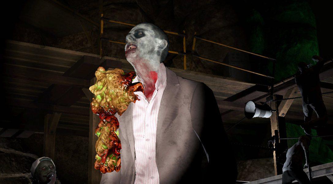 Der Multiplayer-Zombie-Thriller Arizona Sunshine für PS VR erhält nächste Woche zwei neue Hordenkarten