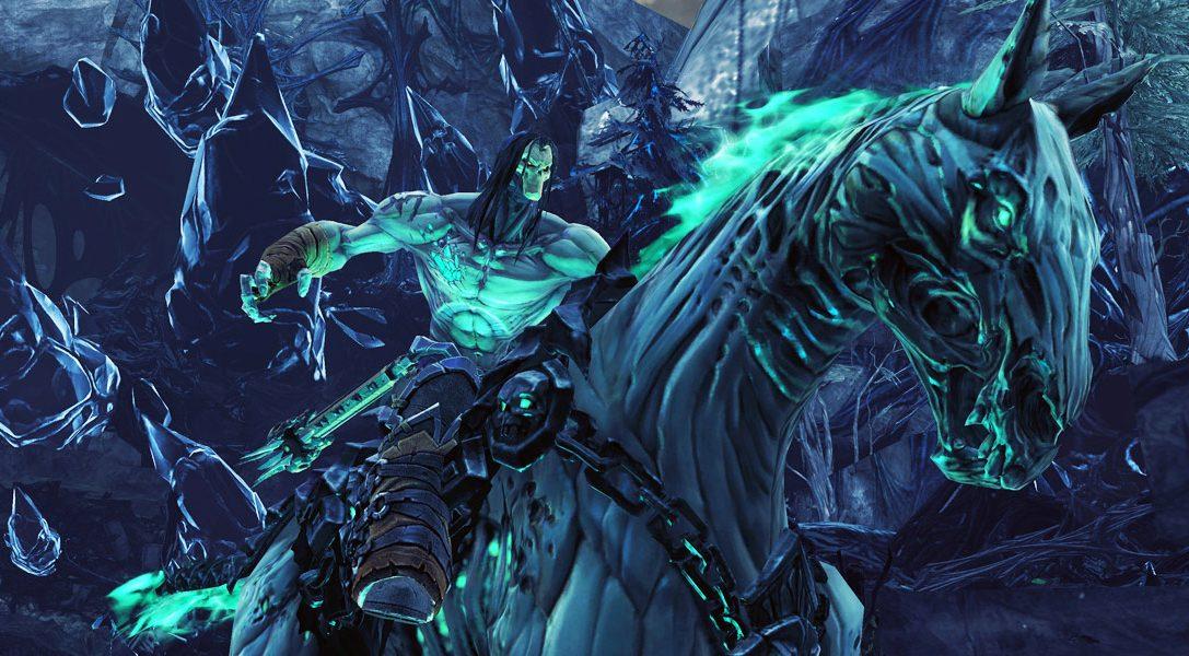 Darksiders II: Deathinitive Edition ist das Highlight der monatlichen PS Plus-Spiele für Dezember